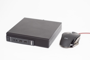 MINI PC DELL Optiplex 9020M i7-4785T 8GB 256GB W7P