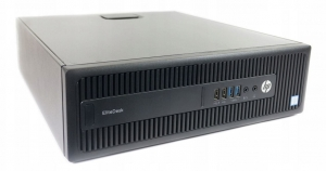 PC HP ELITEDESK 800 G2  i5-6500 8GB 500GB W10P SFF