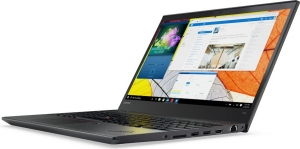 Notebook LENOVO T570 i7-7600U 8GB 256GB W10P