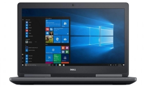 Dell Precision 7720 i7-7820HQ 16GB 512GB SSD W10P Quadro P3000