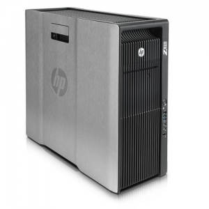 PC HP Workstation Z820 2x E5-2667v2 64GB 2x Quadro K6000 W7P