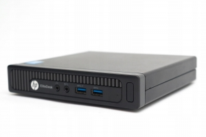 PC HP EliteDesk 800 G1 i3-4150T 4GB 500GB ULTRA SLIM