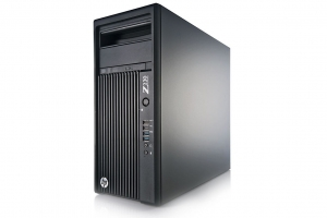 PC HP Workstation Z230 Intel Xeon E3-1225 16GB 256 SSD Quatro K620 W7P
